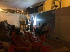 Citizen Engagement at Gurudev Complex Phase III, Ward 13